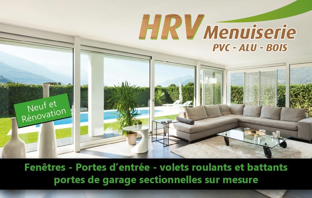 La Socit HRV Menuiserie A Souhaite Diffrencier Son Activit Fermeture De Lactivit Bois Au Travers Supports Communication